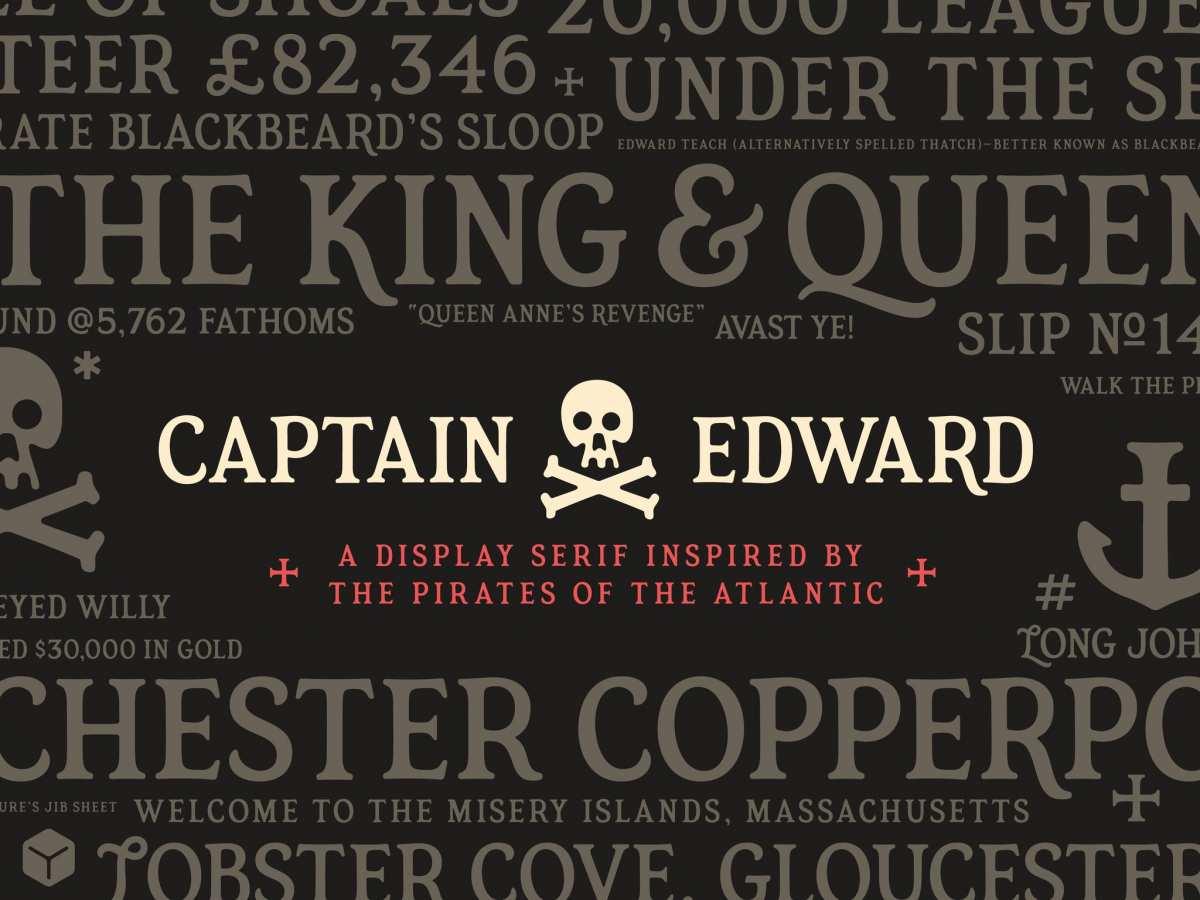 Captain Edward Font